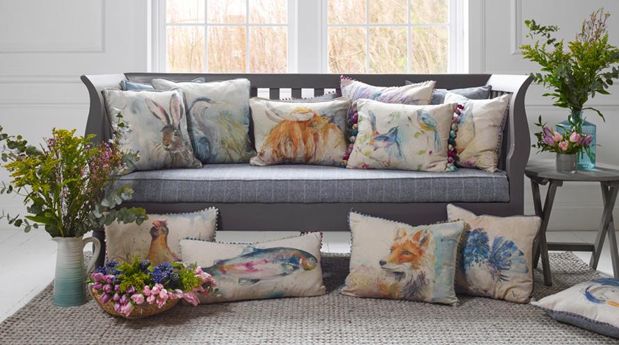 voyage maison cushions