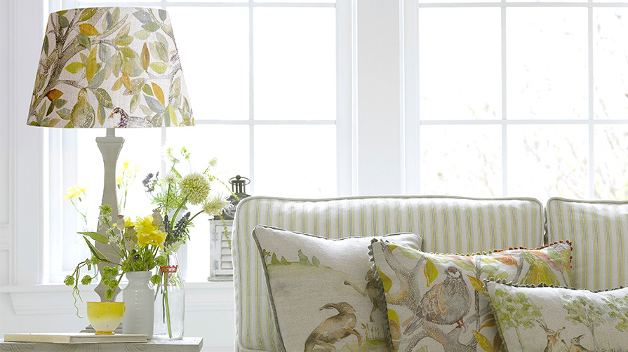Tips on choosing your perfect lampshade