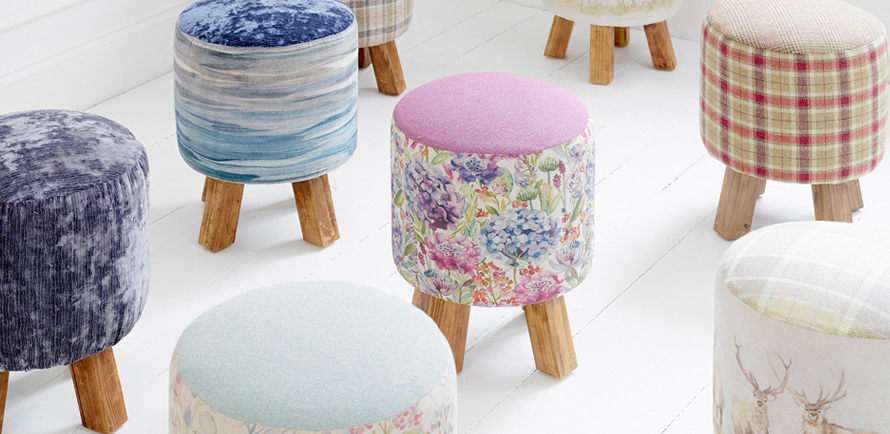 Voyage Maison Monty and Toby Stools