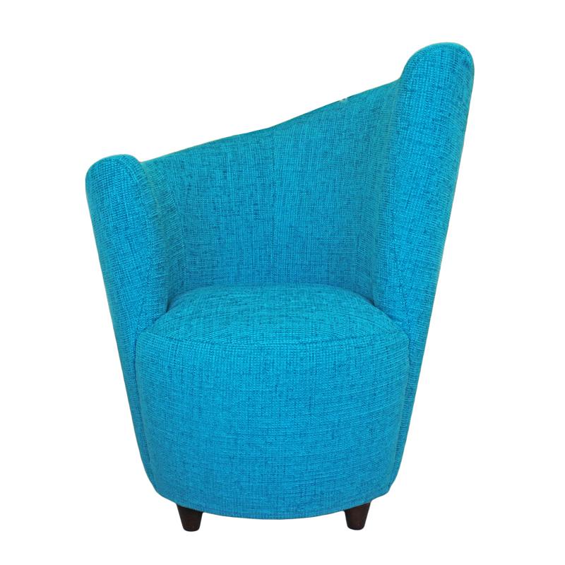 Aqua Contemporary Tub Chair